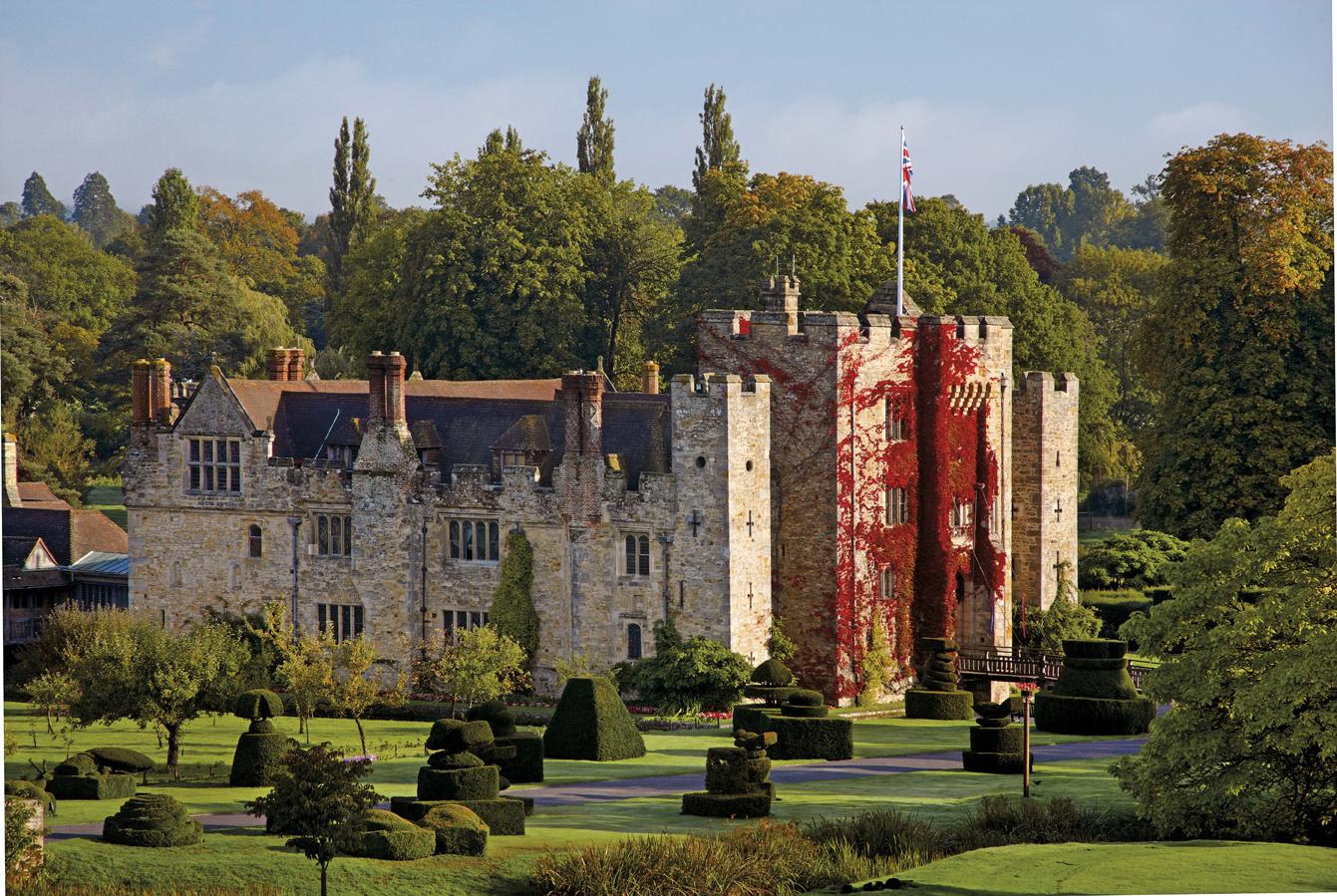 Hever Castle, Kent TN8