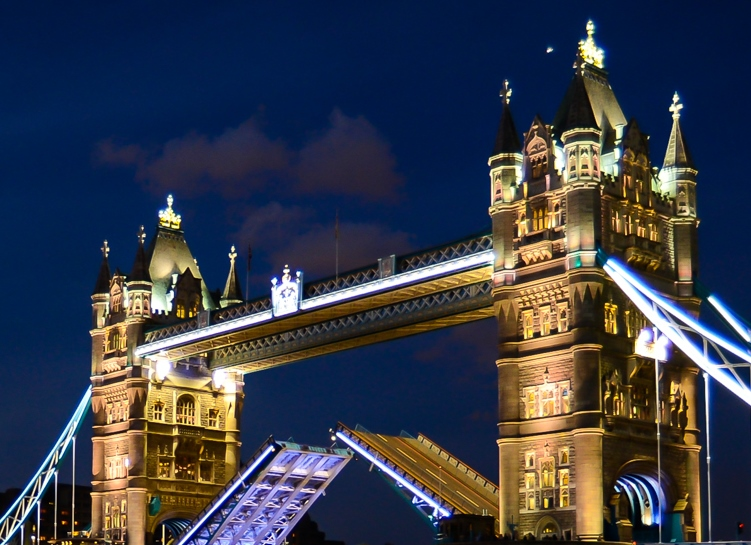 Christmas Party at Tower Bridge Walkways, London SE1