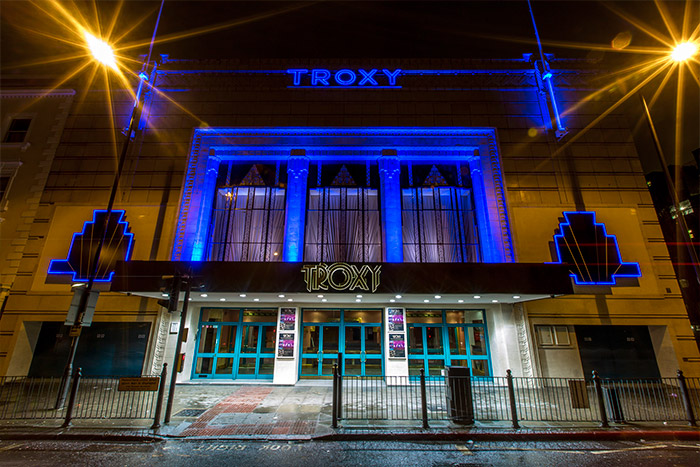 Troxy, London E1 0HX