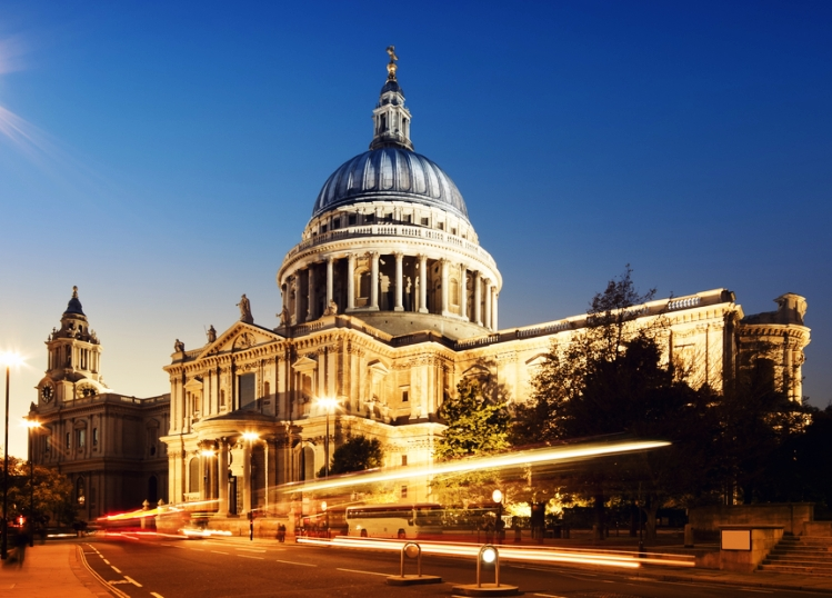 St Paul's Cathedral, London EC4M