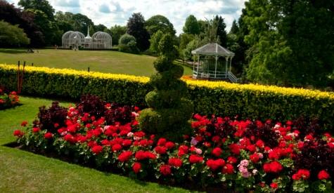Birmingham Botanical Gardens, Birmingham B15