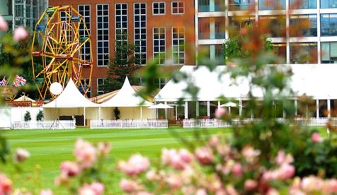 Summer Party at Artillery Gardens The HAC, London EC1