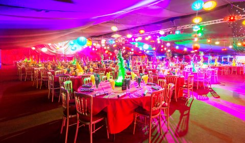 Shared Christmas Party At Mercedes Benz World Surrey Kt13