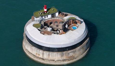 Spitbank Fort, Portsmouth PO1