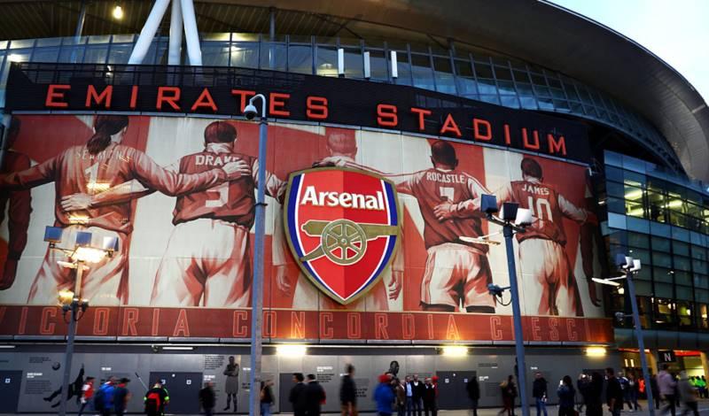 Emirates Stadium, London N5