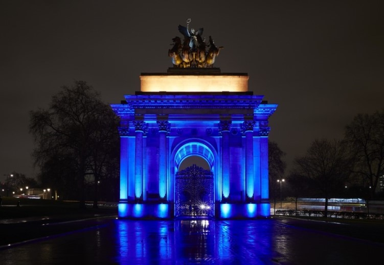 The Wellington Arch, London W1J