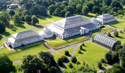 Temperate House, Kew Gardens, London TW9