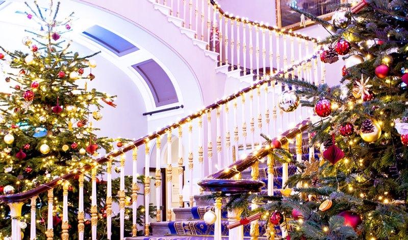 Christmas at 116 Pall Mall, London SW1