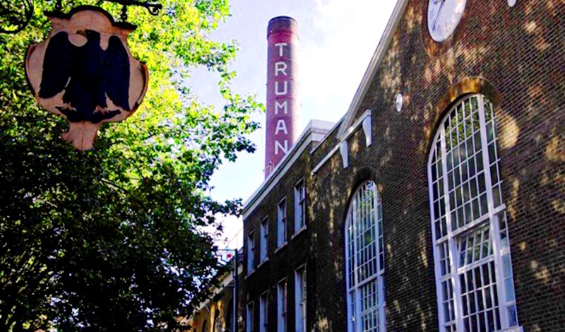 The Old Truman Brewery, London E1