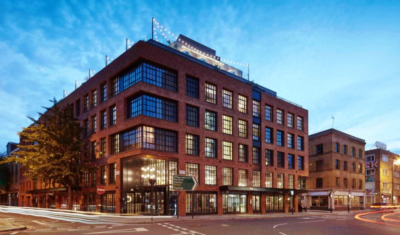 Mondrian London Shoreditch, London EC2A